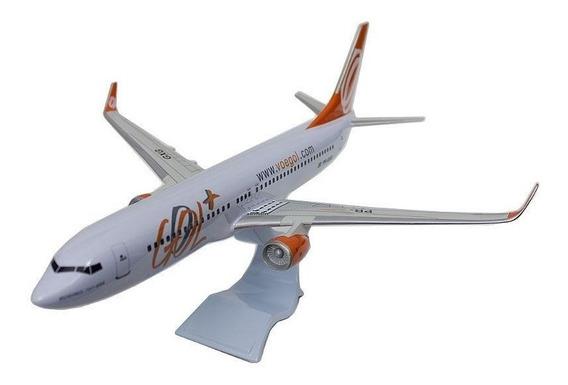 Maquete 737-800 Gol +