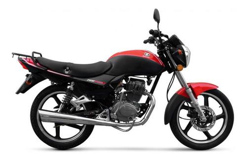 Moto Rx 125 Cc Llantas De Aleacion Zanella 0km