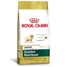 Ração Royal Canin Filhotes Da Raça Golden Retriever 12 Kg