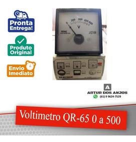 Voltimetro 0 A 500 Renz Qr-65
