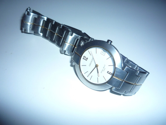 Relógio Orient Quartz - Original - Perfeito