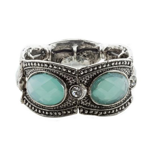 Bracelete Rakhi Turquesa