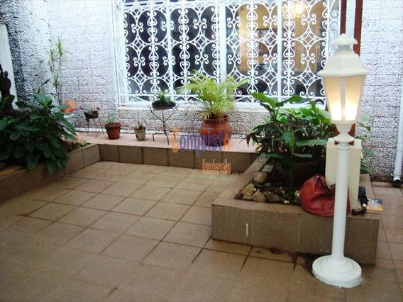Ref.: 193800 - Casa Em Sao Paulo, No Bairro Mirandopolis - 3 Dormitórios