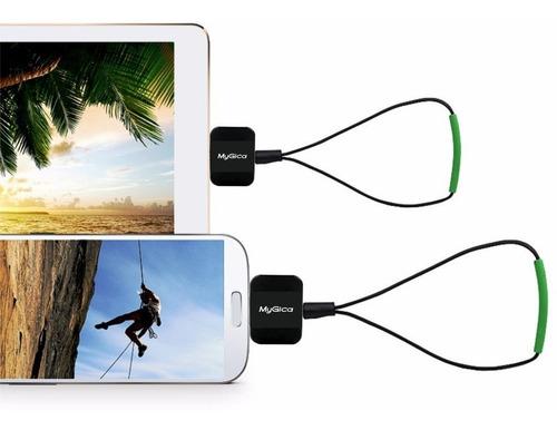 Imagen 1 de 9 de Sintonizadora Tv Digital Tdt Celular / Tablet, Mygica Pt360