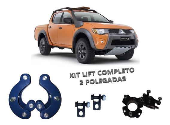 Kit Lift Completo Pickup Comfort Mitsubishi Triton L200