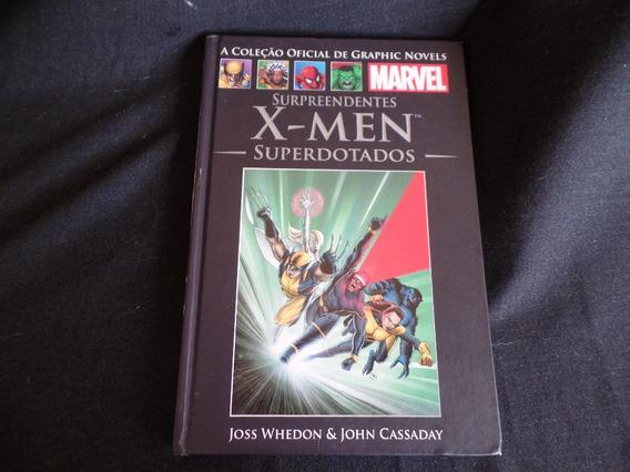 Joss Whedon & John Cassaday - Surpreendentes X-men Supe - Hq