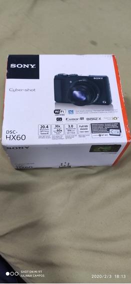Câmera Semi Profissional Sony Hx-60v