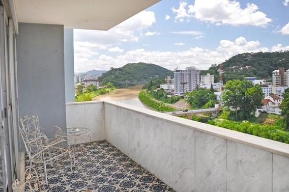 Apartamento Em Centro, Blumenau/sc De 189m² 3 Quartos À Venda Por R$ 495.000,00 - Ap104106