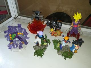 Dragon Ball Dioramas