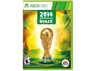 Videojuego 2014 Copa Mundial De La Fifa Brasil (xbox 360)