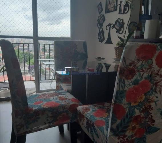 Apartamento Próximo Do Metrô Sacomã - Bi27644