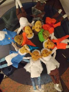 Venta Y Producción De Muñecos Tipo Marioneta Para Ventriloc