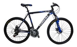 Bicicleta Mountain Bike Forest Rodado 26 Aluminio C/ Cuotas