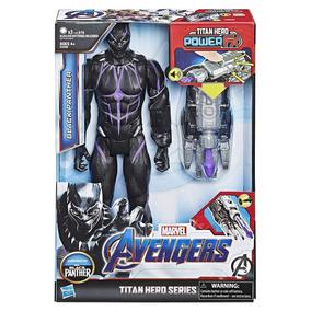 Interactivo Pantera Endgame Negra Original Avengers Hasbro Nnm80vw