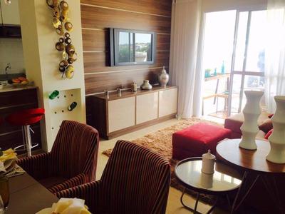 Apartamento Em Parque Das Paineiras, Birigüi/sp De 84m² 2 Quartos À Venda Por R$ 420.000,00 - Ap82367