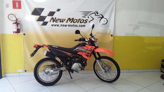 Yamaha Xtz 125 E , Segundo Dono 15.000 Km !!!