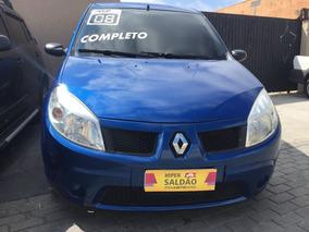 Renault Sandero 1.6 Expression Hi-torque 5p R8 Automarcas