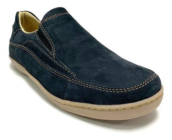Zapatos Casuales New Rock Caballero Azul 0370054 Corpez 56