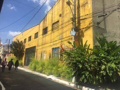 Galpão Comercial Para Locação, Vila Formosa, São Paulo. - Ga0224