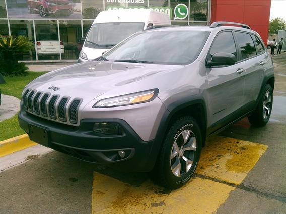 Jeep Cherokee 3.3l Trailhawk At