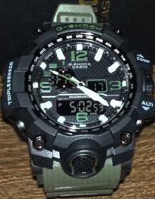 Relógio Esportivo Masculino Digital Analógico Militat G-shoc