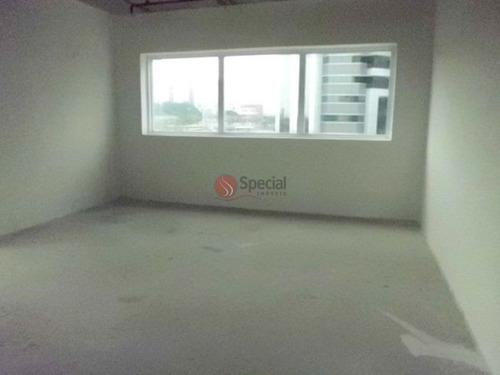 Sala À Venda, 34 M² - Anália Franco - São Paulo/sp - Ta1303
