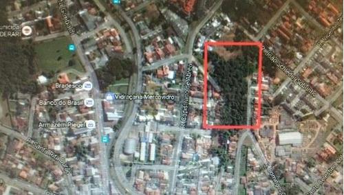 Terreno A Venda No Bairro Boa Vista Em Curitiba - Pr.  - 5627-1