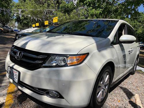 Imagen 1 de 14 de Honda Odyssey 2015 3.5 Exl V6 At