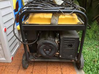 Generador Eléctrico/grupo Electrógeno Toyama 5500 Usado