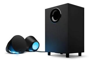 Parlantes Logitech G560 Lightsync Pc Gaming Speaker 980-0013