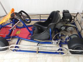 Kart Zero Km Honda 5.5 Hp 2 Tempos