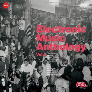 Electronic Music Anthology Vol 3 Vinilo Doble Nuevo Importad