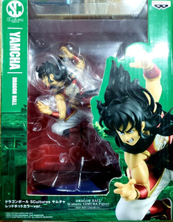 Banpresto Original Dragon Ball Yamcha (red Hot Ver.)