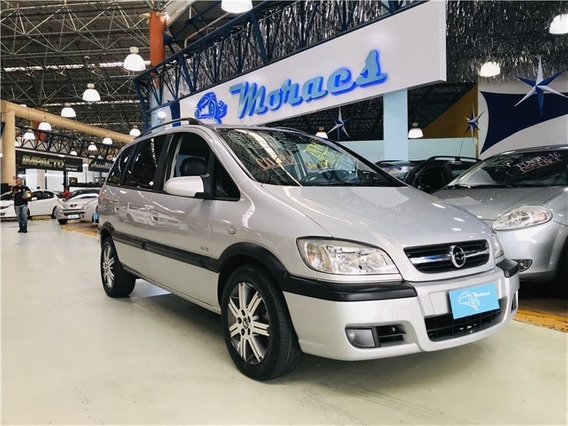 Chevrolet Zafira 2.0 Mpfi Elite 16v Gasolina 4p Manual