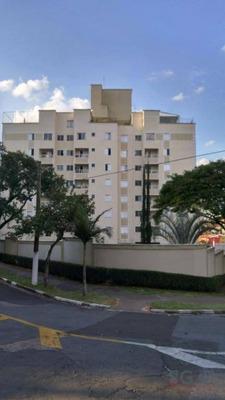 Apartamento Residencial Para Venda E Locação, Jardim Paulistano, Campinas. - Ap4657