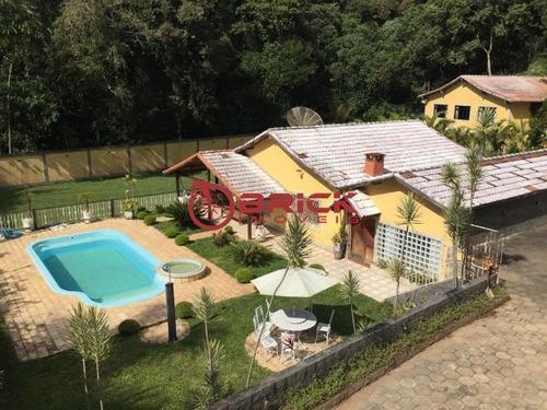 Imagem 1 de 30 de Linda Casa Na Prata Com 6 Quartos Sendo 3 Suítes E Lazer Completo. - Ca00235 - 4755671
