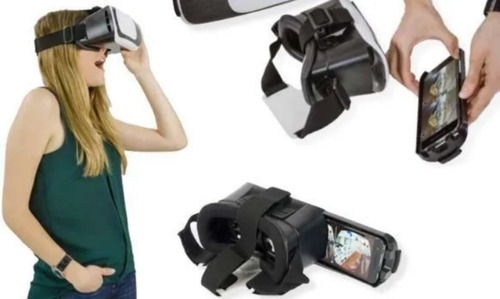 Lentes De Realidad Virtual 3d Combo 5 En 1