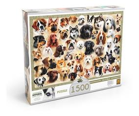 Puzzle 1500 Peças Cães & Raças Grow