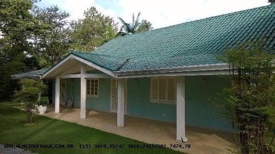 Casa Para Venda Em Sorocaba, Araçoiaba Da Serra, 4 Dormitórios, 2 Suítes, 6 Banheiros, 5 Vagas - 831