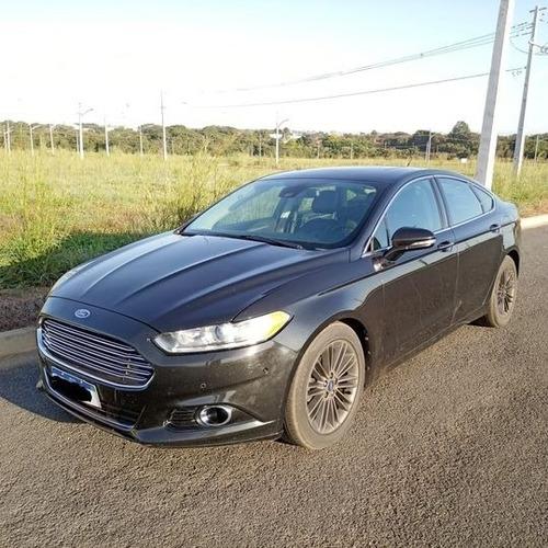 Ford Fusion 2.0 Awd Titanium 2014