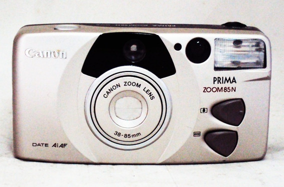 Câmera Canon Zoom 85 N