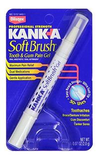 Kanka Blistex Soft Brush Tooth Mouth Pain