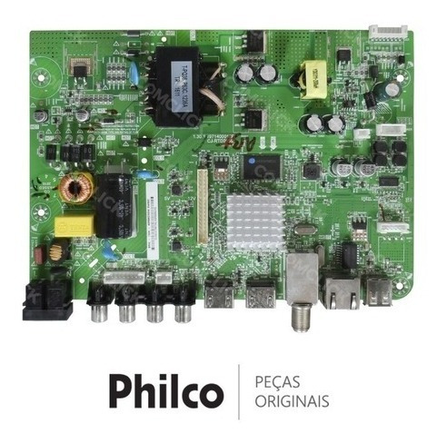 Placa Principal Tv Philco Ph40r86dsgw, Ph48b40dsgw