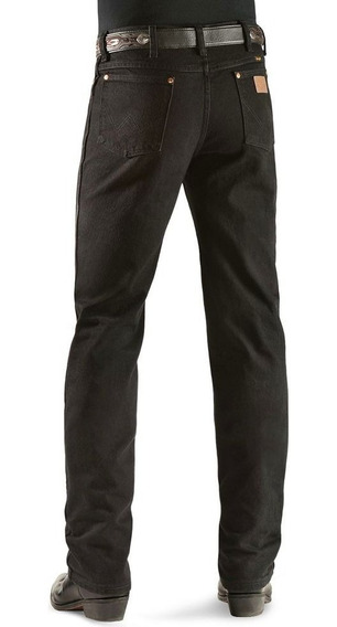 Pantalòn Vaquero Wrangler Choco Modelo 936k Slim Fit