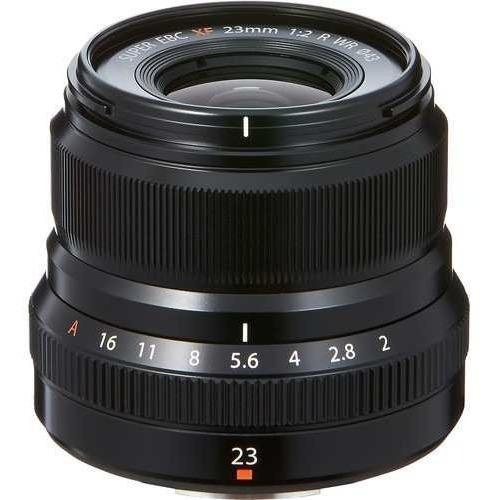 Lente Fuji Fujifilm Xf 23mm F/2 R Wr - Garantia + Nf
