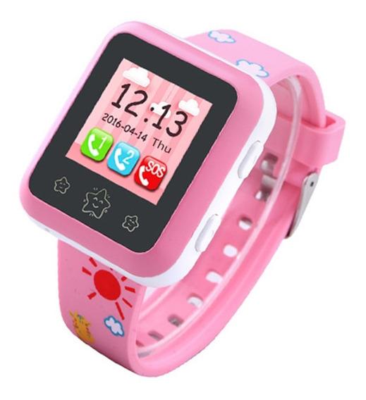 Rwatch Xiao R 1.22 Pulgadas Niños Gps Smartwatch Teléfono Pa