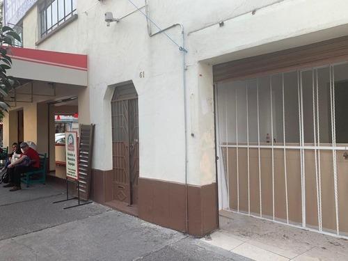 Casa Con Uso De Suelo Mixto Habitacional Y Local Comercial Venta En Roma Norte