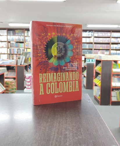 Imagen 1 de 1 de Reimaginando A Colombia