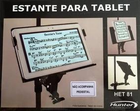 Estante P/ Tablet Hunter Torelli Het 81