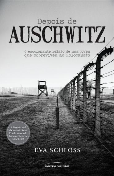 Depois De Auschwitz- Pocket